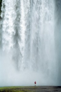 waterfall 200x300 Collateral Damage in Iceland
