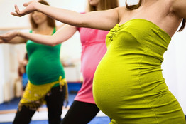 pregnancy1 A Weighty Problem for Expecting Moms