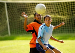 soccer 300x214 Organized Sports Don't Give Kids Enough Activity