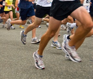 Runningshoes 300x254 Platelet Rich Plasma Therapy: Much Ado about Nothing?