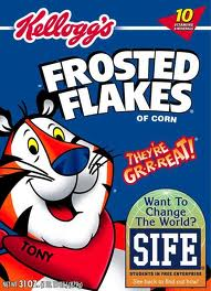 tonythetiger Cartoon Characters Impact Kids Cereal Preferences